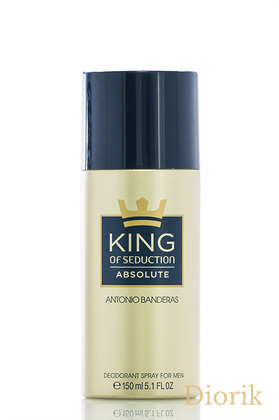 Antonio Banderas KING of SEDUCTION ABSOLUTE spray
