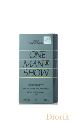 Jacques Bogart One Man Show