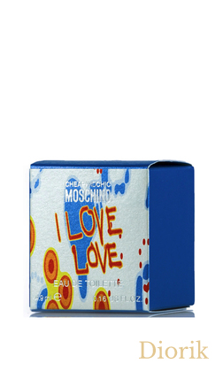 Moschino CHEAP & CHIC I LOVE LOVE - mini