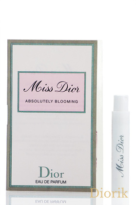 Christian Dior MISS DIOR Absolutelly BLOOMING - vial spray