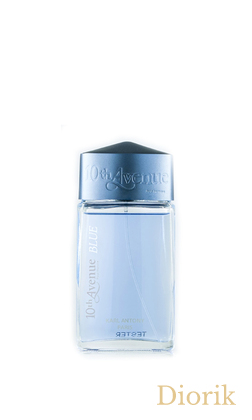 Karl Antony 10th Avenue BLUE Pour Homme TESTER