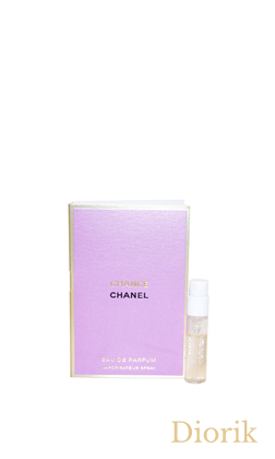 Chanel CHANCE Eau de Parfum - vial spray