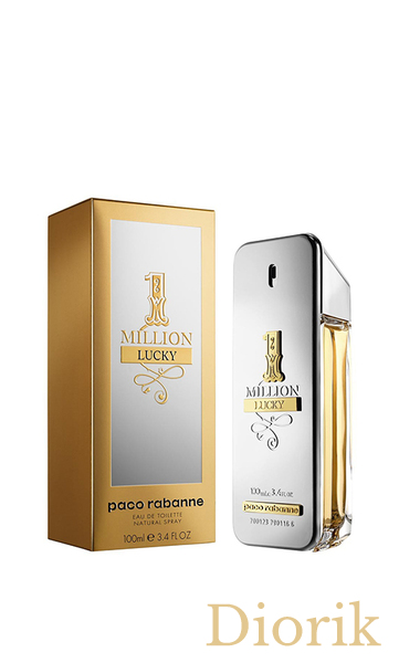 Paco Rabanne 1 MILLION LUCKY - 2018